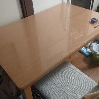 ニトリ ダイニング テーブル セット・美品