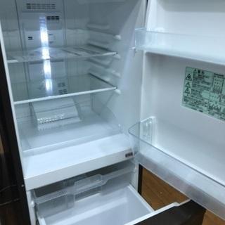 前面キズありの為特価!2ドア冷蔵庫 Panasonic 2014...