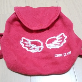 COMME CA ISM キッズリュック