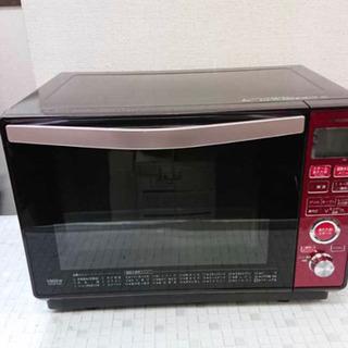過熱水蒸気オーブンレンジ RE-T800-R 2015年製 SHARP