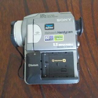 sony ソニー handycam pc120 【ジャンク】