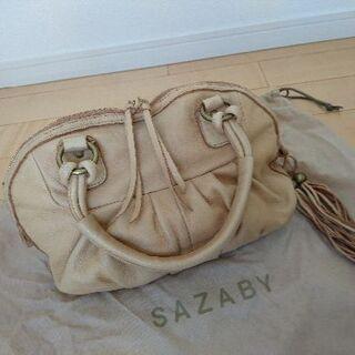 SAZABY ハンドバッグ お譲りします。