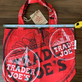残り1個【美品】Trader Joe's エコバッグ 【入手困難】