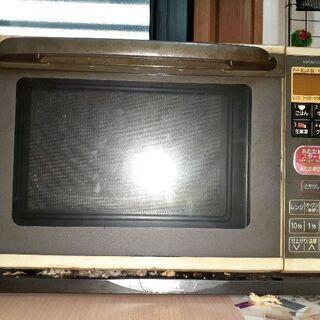 2002年式電子レンジ