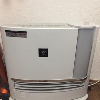 プラズマクラスター 加湿 暖房器