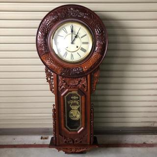 値下げ!柱時計 愛知時計