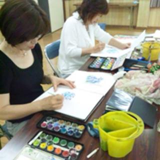 子どものお絵かきから大人までいろんなクラスがある楽しい絵画…