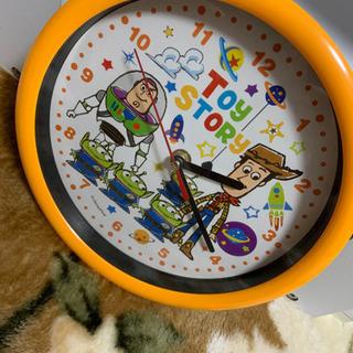 掛け時計『トイストーリー』