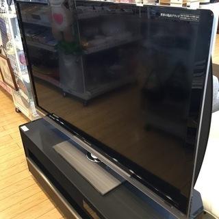 【安心6カ月保証付】SHARP 52インチ液晶テレビ LC-5...