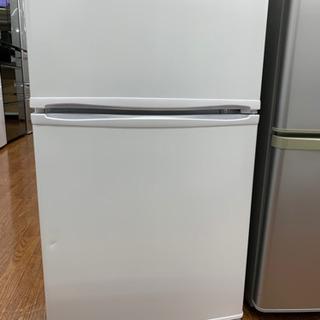 半年間の保証付き!2019年製の2ドア冷蔵庫です!