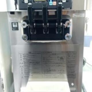(個人出品)ソフトクリーム機械