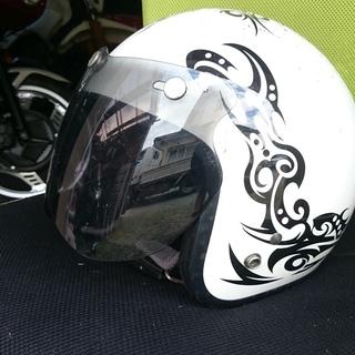 ④ヘルメット 山形発 自社陸送あり