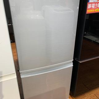 半年間の保証付き!SHARP2ドア冷蔵庫です♪