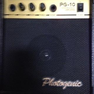 ギターアンプ PhotogenicPG-10値下げしました