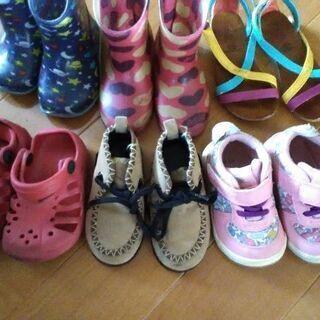 ベビー靴13.14センチ