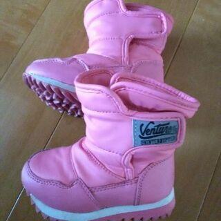 冬靴、中古品