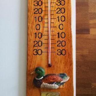【ノスタルジック】室温計