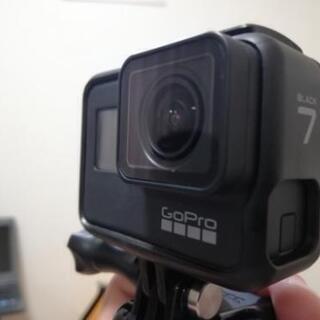GoPro BLACK 7 + アクセサリー