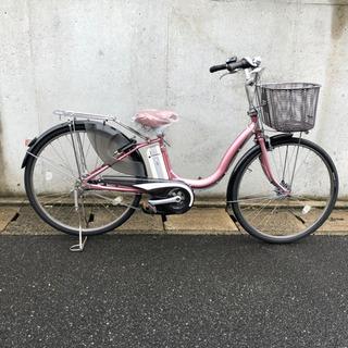 電動自転車 新基準 ヤマハ ママチャリ 26型