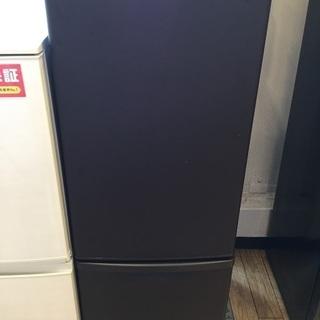 【安心1年保証付】Panasonic 2ドア冷蔵庫 NR-B1...