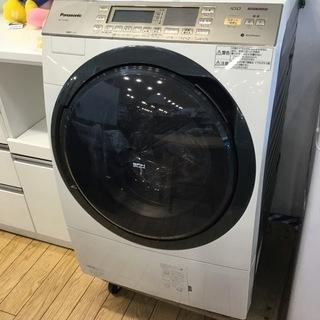 【安心6カ月保証付】Panasonic ドラム式洗濯機 NA-...