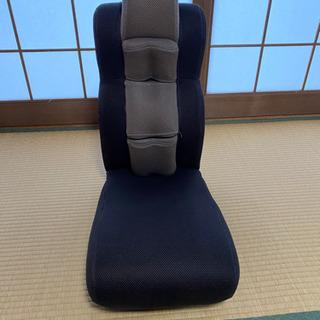 腰の負担軽減の座椅子