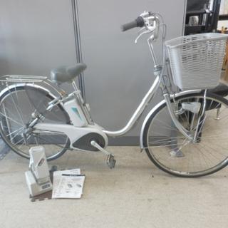 電動ハイブリッド自転車 26インチ パナソニック VIVI 電動...