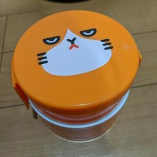 ふてニャン弁当箱