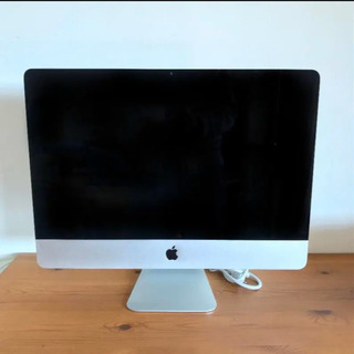 【美品】Apple iMac mc309j/a 21.5インチ ...