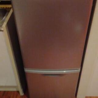 パナソニックの綺麗な冷蔵庫