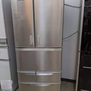 TOSHIBA 東芝 473L ノンフロン冷凍冷蔵庫 2017年...