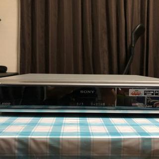 SONY DVDレコーダー