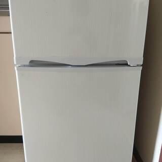 Abitelax 96L 2ドア冷蔵庫 直冷式
