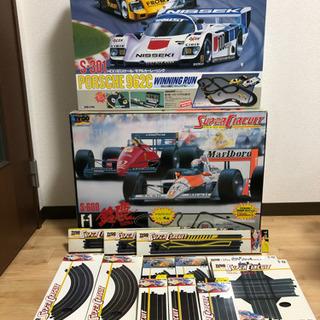 エポック社 スーパーサーキット S-301 S-600 レーン ...