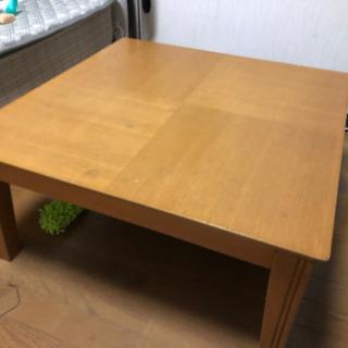 テーブル(コタツ)