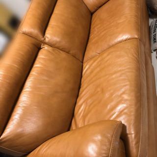 高級ニトリ電動リクライニングソファー