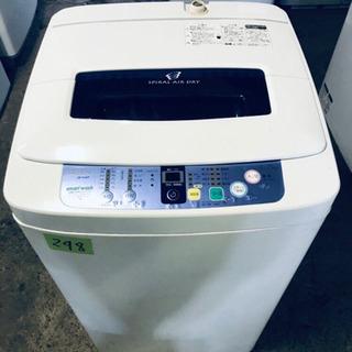 298番 Haier✨全自動電気洗濯機✨JW-K42F‼️
