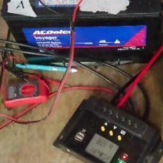 ACDelco M27MF マリン用ディープサイクルバッテリー国産車