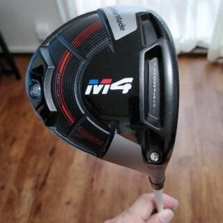 美品 M4のドライバー  10.5度 アッタスクール フレックスS