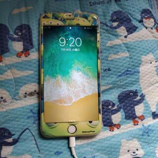iPhone6plus 128G ゴールド SoftBank【今...