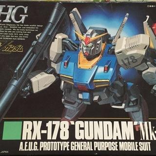 HG1/144 ガンダムマークⅡ