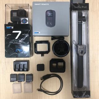 GoPro hero7 black すぐ撮影できるセット