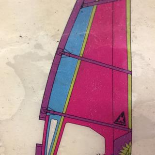 ウインドサーフィン用セイル
