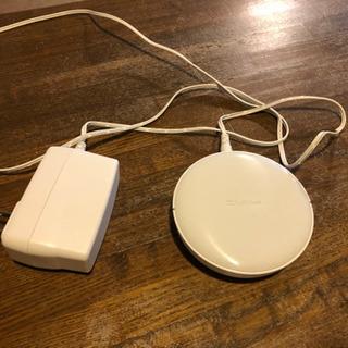ワイヤレス充電器 iPhoneで使ってました。