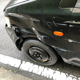 【事故現状車】ekワゴン車検残アリ
