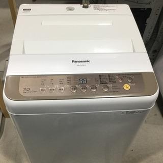 Panasonic 7.0kg 全自動洗濯機 NA-F70PB1...