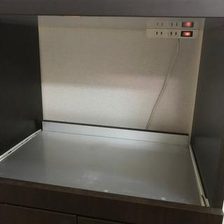 受渡者決定☆キッチンボード 食器棚の画像