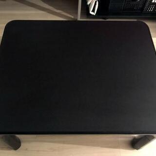 白黒こたつテーブル