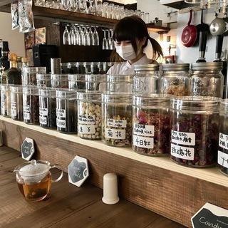 薬膳茶セット 占いカフェハスハス