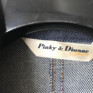 ブランド Pinky&Dianne デニムジャケット - 服/ファッション